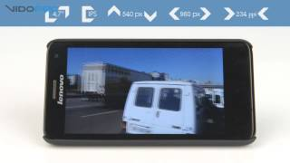 Смартфон Lenovo IdeaPhone S660