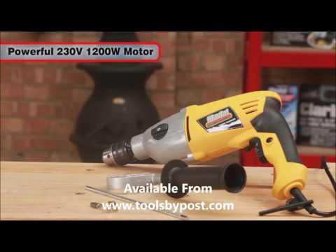 Clarke CON1200 Hammer Drill