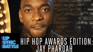 Jay Pharoah Says Nobody Can Beat His Performance | Lip Sync Battle: Hip-Hop Awards Edition