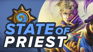 The State of Priest in the Year of the Mammoth  [Hearthstone]