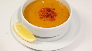 Турецкая кухня, Чечевичный суп,  Mercimek Çorbası