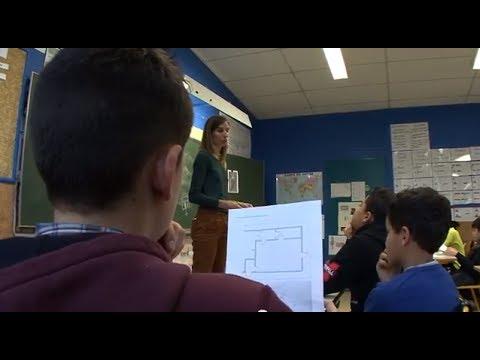 """Projet DESIGN - """"Je participe à la rénovation de mon école"""""""