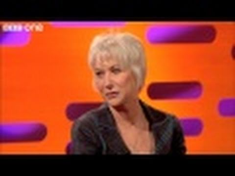 Helen Mirren talks about her French Fancy - The Graham Norton Show Series 8 Ep 14  - BBC One