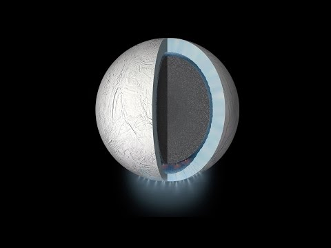 NASA: Ingredients for Life at Saturn's Moon Enceladus