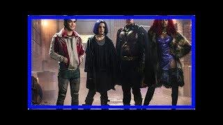 DC劇集《泰坦》正式預告,四位超級英雄亮相,星火成亮點!