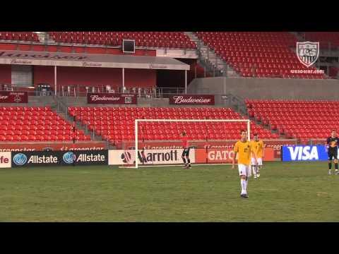 Development Academy U1516 Championship: New York Red Bulls vs St. Louis Scott Gallagher MO