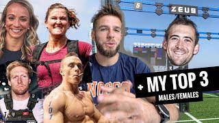 The CrossFit Games 2019 (News No.3)