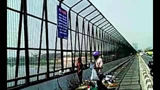 India PM Delhi CM  Maily Yamuna 001