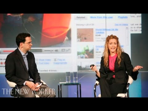 Jane McGonigal On Alternate-reality Gaming - The New Yorker Conference