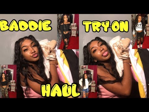 AFRICAN MALL TRY-ON HAUL😍