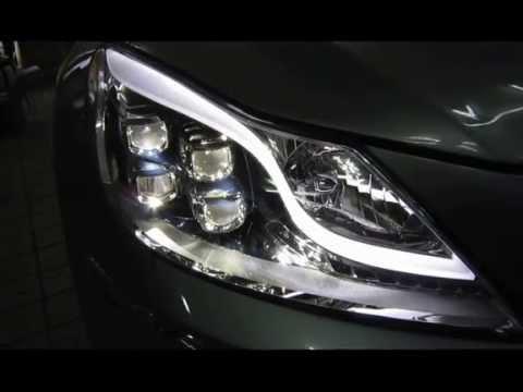 Genesis LED Headlight AFLS + Auto Leveling