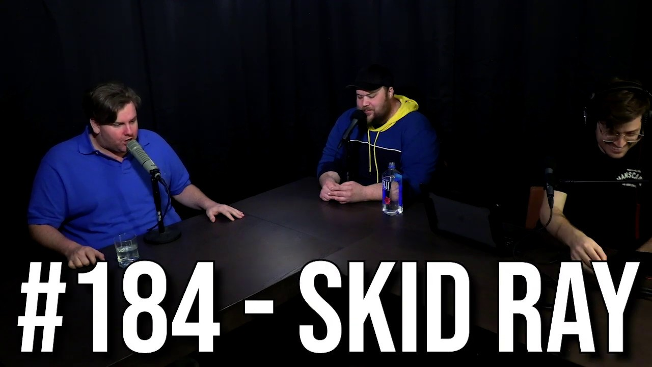 #184 - Skid Ray | The Tim Dillon Show