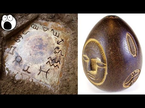 Top 10 Bizarre Discoveries That Scientists Can't Explain
