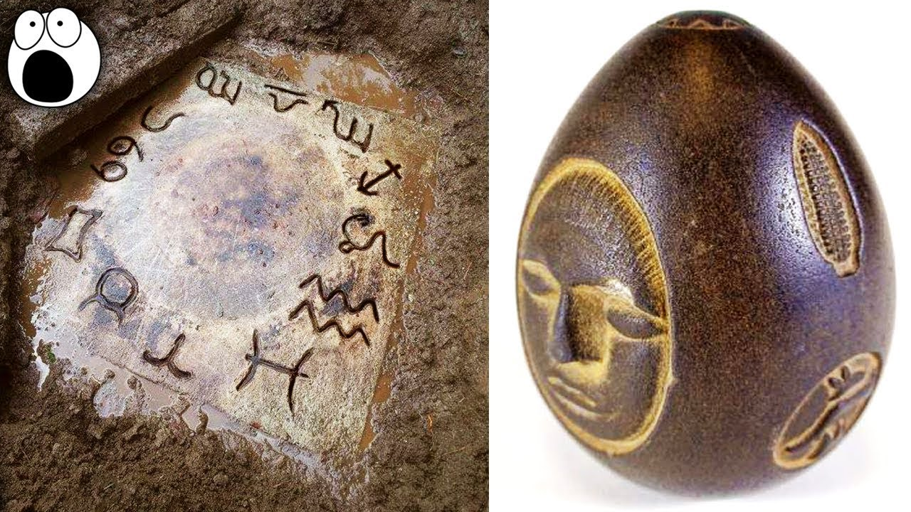 12 finds of archaeologists who are baffling modern science