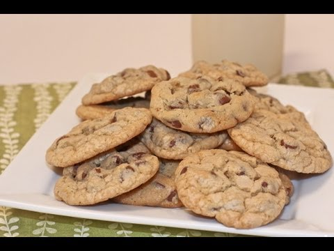How To Make Old Fashioned Chocolate Chip Cookies Recipe