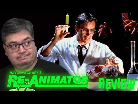 Re-Animator Movie Review