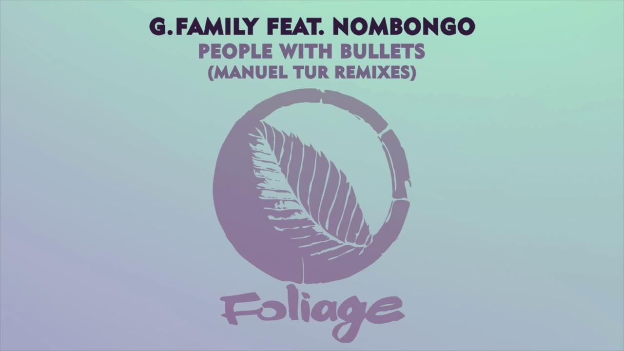 Download G. Family feat. Nombongo - The Guest (Original Mix)