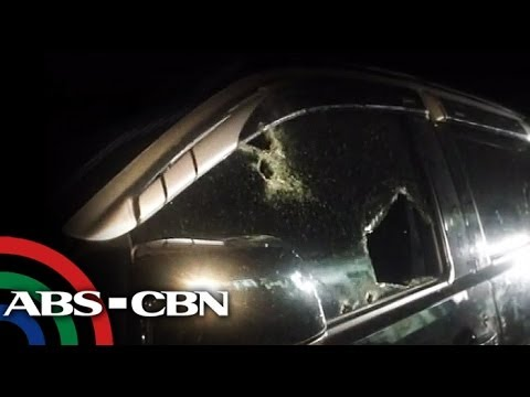 Bohol town police chief gunned down