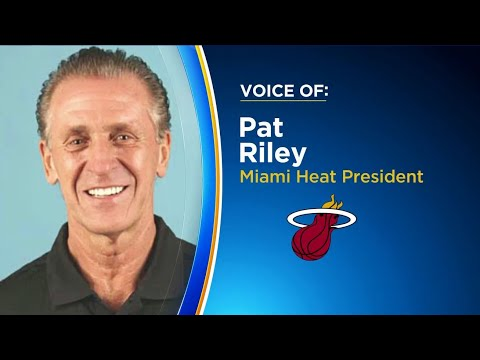Web Video Extra: Pat Riley Teleconference Discussing Trade To Acquire Dwyane Wade.