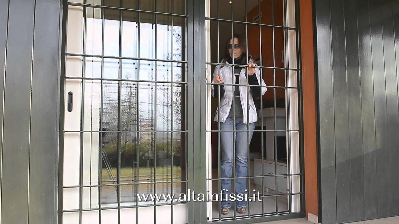 Sicuro Nella Tua Casa Altainfissi Porte Blindate E Inferriate