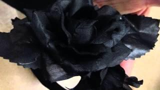 Flower headband Tutorial Thumbnail