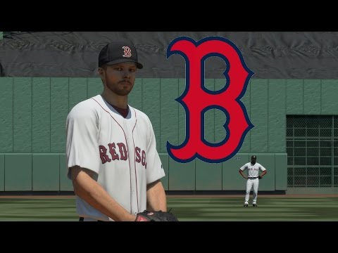 MLB 16: The Show: Chris Sale's Red Sox Debut!