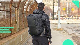Incase EO Travel Backpack Review   Streamlined & Versatile 24-33L Tech Bag