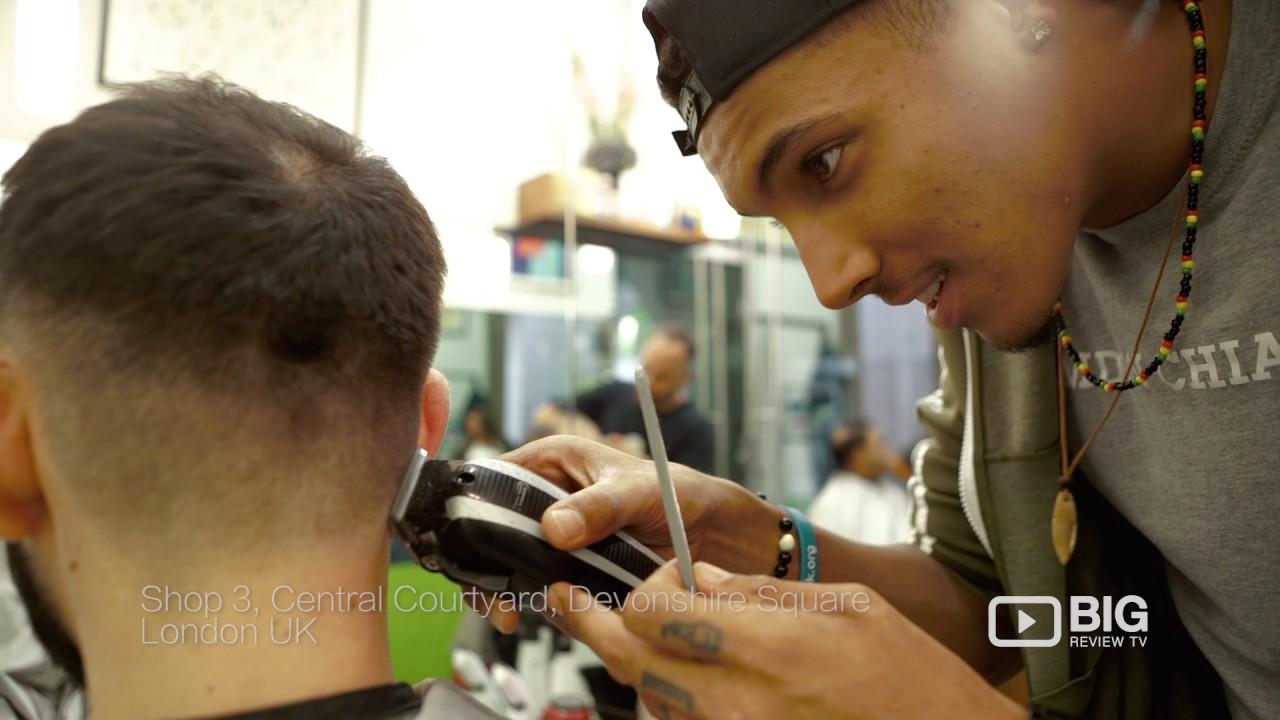 Jonnys Place Barber Shop In London Uk For Mens And Women Haircuts