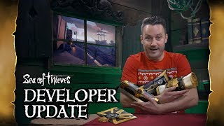 Official Sea of Thieves Developer Update: December 12th 2018