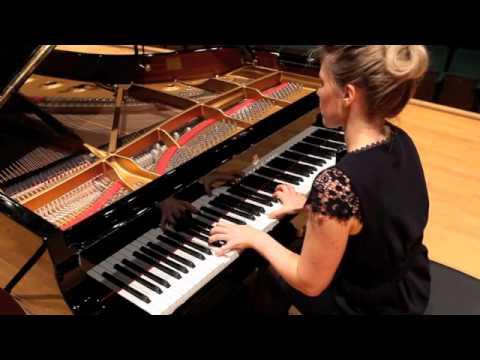 Ottavia Maria Maceratini, Schumann Liszt, Widmung