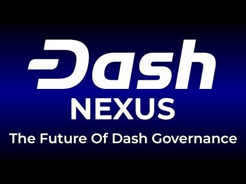 Dash Nexus - The Future Of Dash Governance Demo!