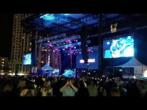 Goo Goo Dolls LIVE 2017 - For Rock 'n' Roll Marathon (Las Vegas, Nevada)