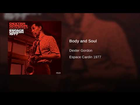 Body And Soul (Live)
