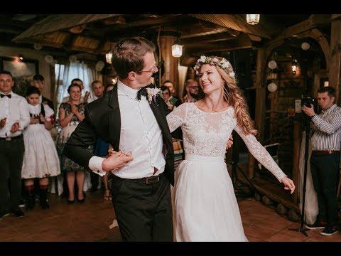 pierwszy taniec Faustyna i Tomasz - kapela Ciupaga - Dziewczyno