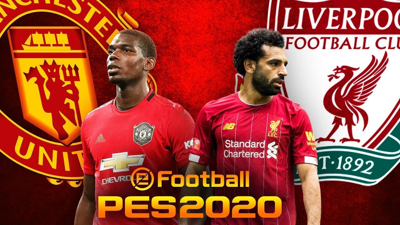PES 2020 | แมนยู VS ลิเวอร์พูล | พรีเมียร์ลีก 2019/20
