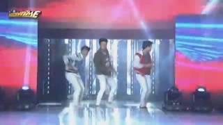 "Its Showtime #Hashtags Dance ""Drag Me Down """