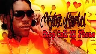 Vybz Kartel - Stop Call Mi Phone (Official Audio)