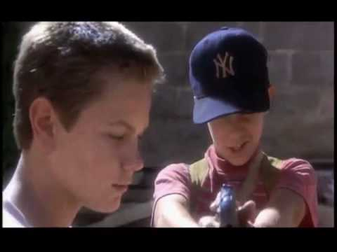 Gun scene from Stand By Me
