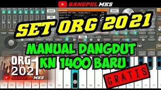 SET ORG 2021_MANUAL DANGDUT KN1400 NEW PART 1