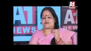 geeta singh exclusive interview a1 news