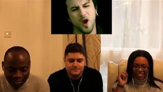 Alex, Rita, and Jojo React to Turkish Pop. Tarkan - Dudu