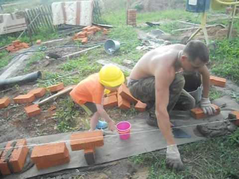 Строю баню