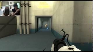 GO WHEATLEY!! GO GO GO!!! | Portal 2 Part - 4