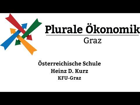 Heinz D. Kurz Die österreichische Schule