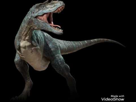 Gorgosaurus Gorgon Roars - Sound Effects