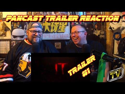 IT TRAILER #2 REACTION