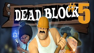 Dead Block Walkthrough Part 5: High School - No Commentary Gameplay - (Xbox 360/PS3/PC)