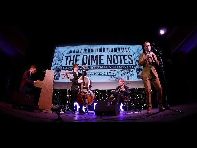 The Dime Notes Live @ The Tower, Helensburgh