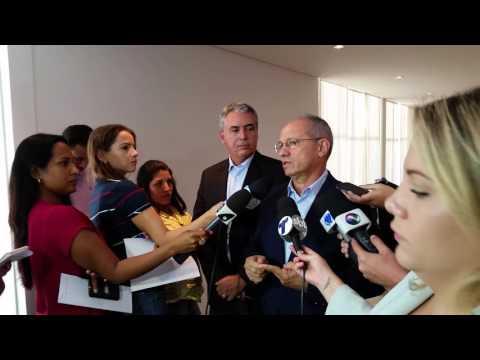Entrevista do governador Paulo Hartung