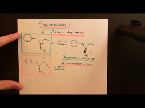 Amphetamine and Methamphetamine Part 1